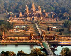 Cambodia(temple)