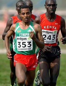 Kenya(runner)